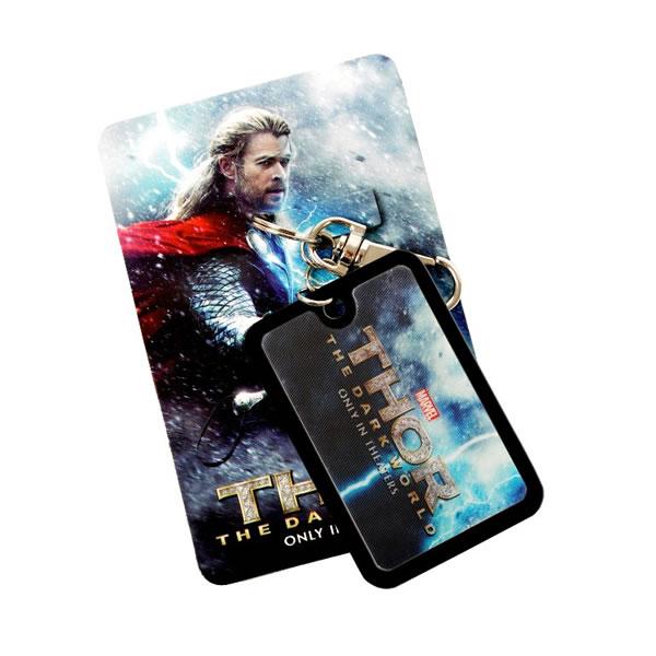 thor giveaway keychain