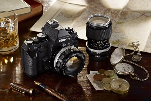 The Digital SLR camera Df System Expandability