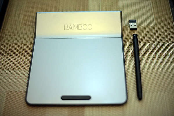 Wacom Bamboo Pad Wireless 02