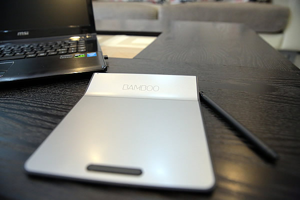 Wacom Bamboo Pad Wireless 03
