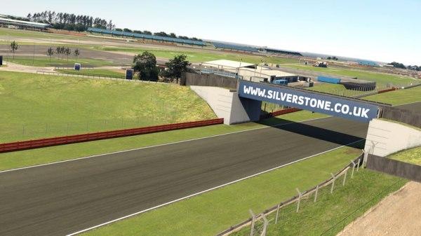 Gran Turismo 6 Silverstone Track
