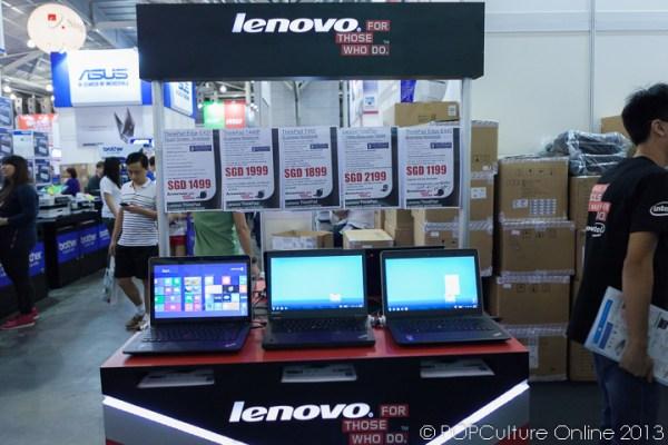 SITEX 2013 Lenovo Thinkpad
