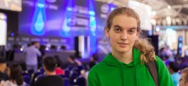 Acer | Scarlett Sasha Hostyn Intel Extreme Masters Singapore