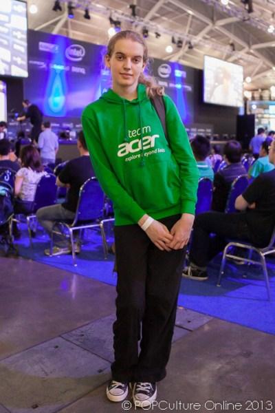 Acer | Scarlett Intel Extreme Masters Singapore