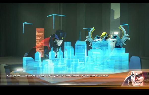 Strider Playstation 4 Screen Shots