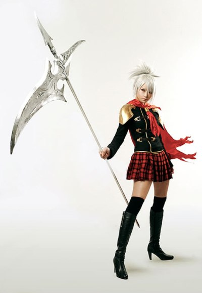Interview with Cosplayer Rainer Sice from Final Fantasy Agito by Nik Yan