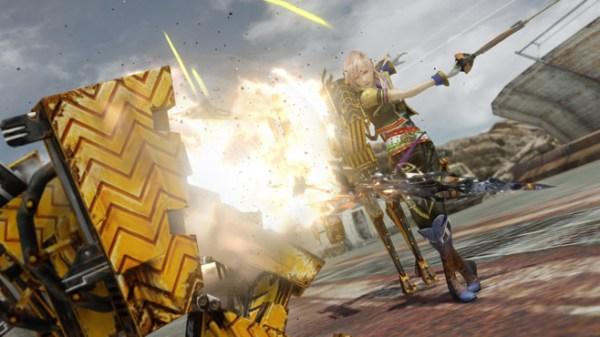 Lightning Returns Final Fantasy XIII Screen Shot 02