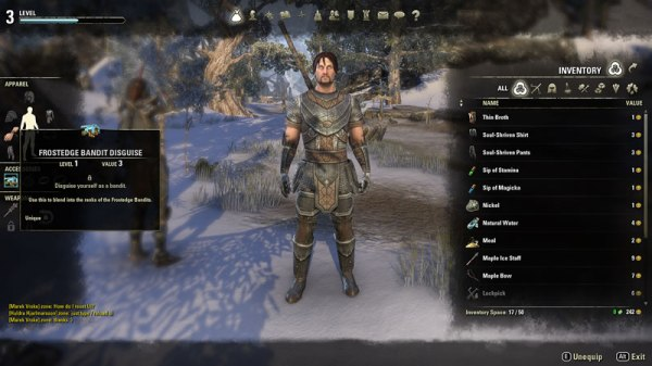 TESO Beta Hands On Screen Shot (10)