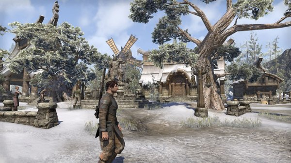 TESO Beta Hands On Screen Shot (12)
