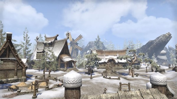 TESO Beta Hands On Screen Shot (14)