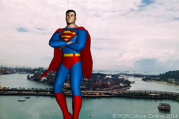 Fly With The Super Heroes Onboard Singapore Cable Car (20)