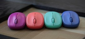 Logitech Wireless Mouse M235 2014 Color Collection