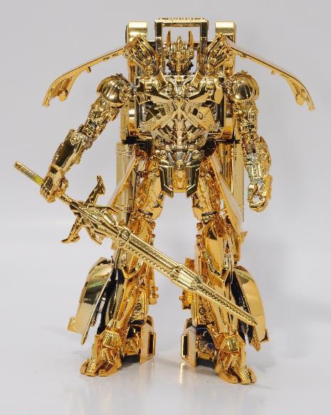 Transformers 4 Platinum Edition Optimus Prime