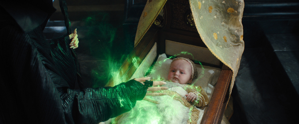 "Disney's ""Maleficent"" Baby Aurora Ph: Film Still ©Disney 2014"