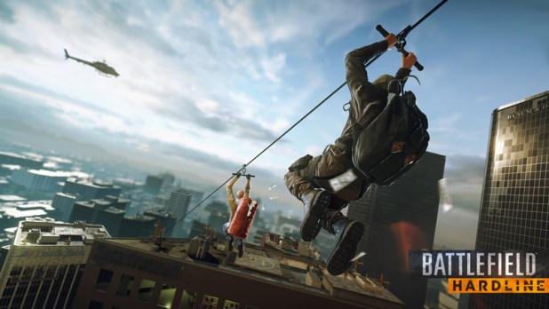 Battlefield Hardline Hands On Screen shot 02