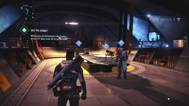 Destiny Beta Hands On Playstation 4 Screen Shot