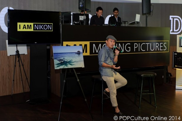 I AM MOVING PICTURES with the Nikon D810