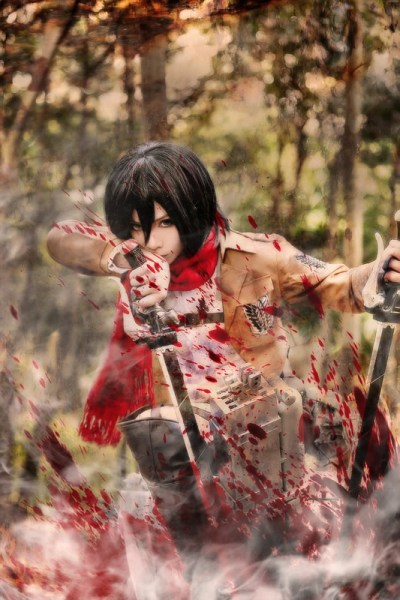 Interview Yuegene Fay Cosplay Mikasa