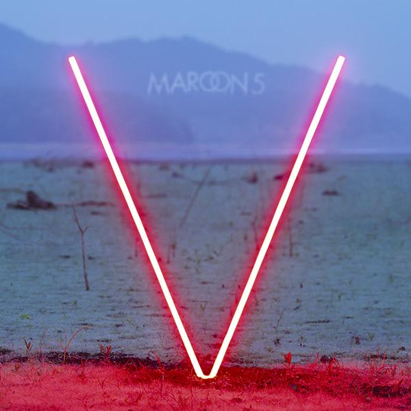 Maroon 5 Cover Art Studio Album V