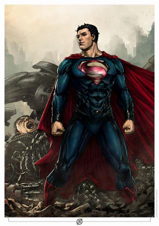STGCC 2014 - Harvey Tolibao - Superman