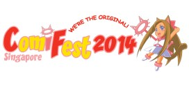 ComiFest 2014 Logo Web