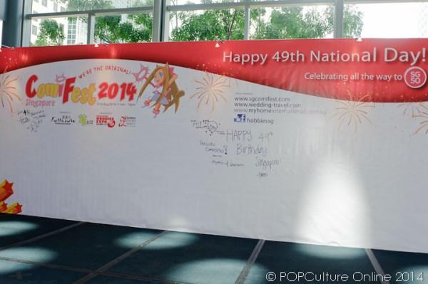 ComiFest 2014