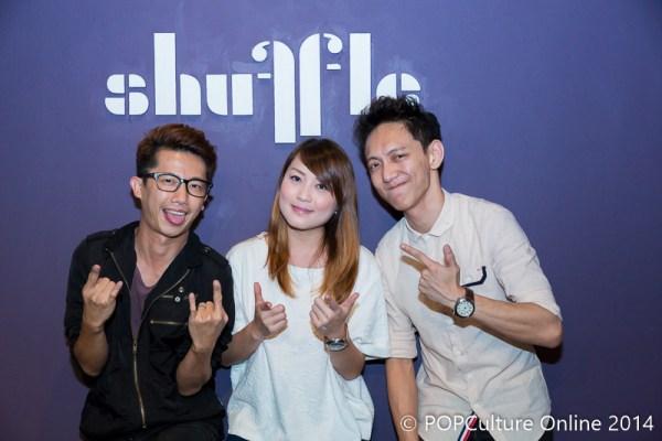 Shuffle 3BlindMice -  Ashton, Siling and Erick