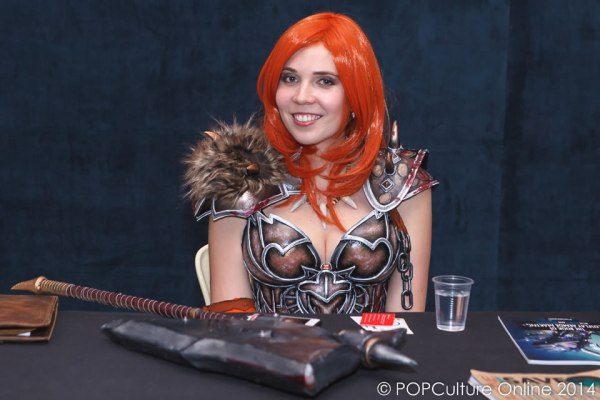 ICDS 2014 - Cosplayer Interview Kamui 01