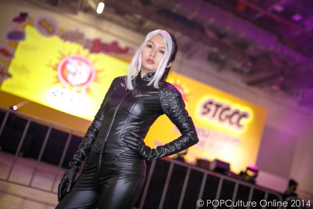 STGCC 2014 Cosplay X-Men Rogue