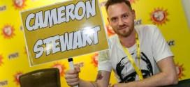 STGCC 2014 Interview Cameron Stewart