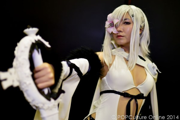 STGCC 2014 Interview Lenneth XVIII Cosplay