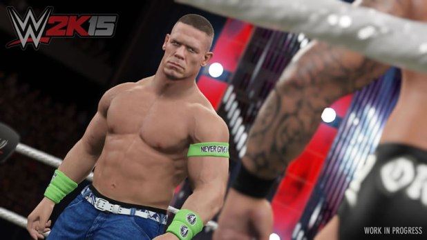 2K Games WWE 2K15 John Cena
