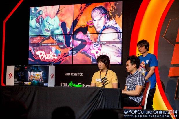 GameStart 2014 - Ultra Street Fighter IV Omega MCZ Daigo Umehara