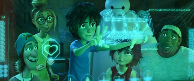 Big Hero 6 Movie Still 01