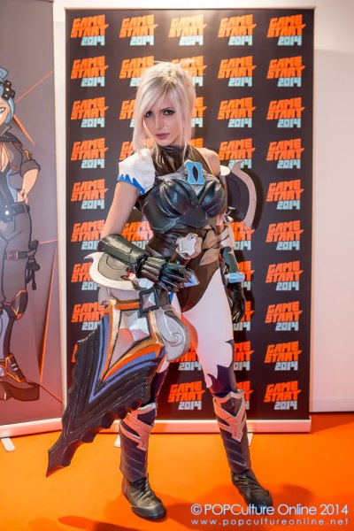 GameStart 2014 Yasemin Arslan Vera Chimera Cosplay Championship Riven from League of Legends 02