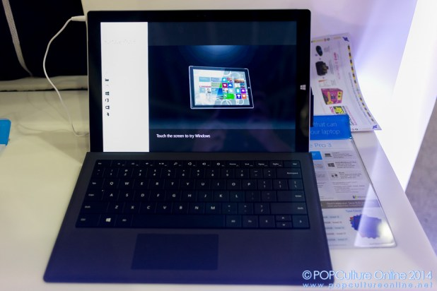 SITEX 2014 Microsoft Surface Pro 3