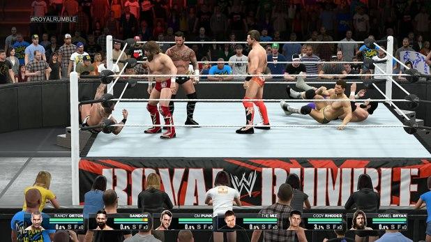 WWE 2K15 Review Screen Shot 04