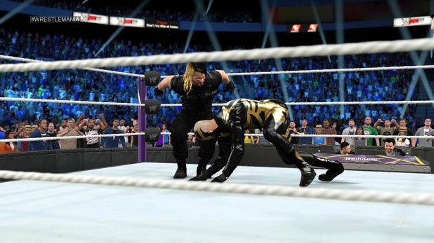 WWE 2K15 Review Screen Shot 05