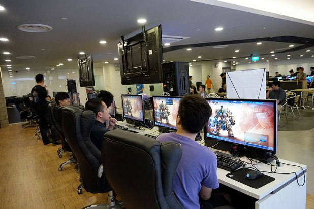 Asiasoft Heroes of the Storm Singaopore Gathering Oasis Cafe 7 Feb 2015 01