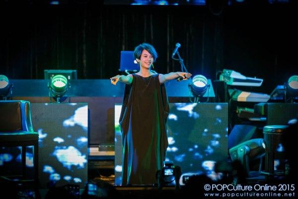 Rainie Yang 杨丞琳 Singapore Sintel AMP-ed Showcase 02