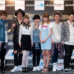 AAA (Attack All Around) Media Conferece Singapore 2015 Bugis+
