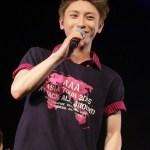 AAA Attack All Around Shinjirō Atae ASIA TOUR 2015 Singapore Concert SCAPE The Ground Theatre