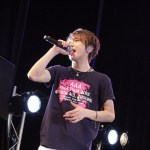 AAA Attack All Around Takahiro Nishijima ASIA TOUR 2015 Singapore Concert SCAPE The Ground Theatre