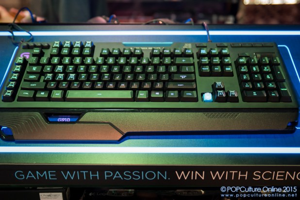 Game On With Challenger Logitech G910 Orion Spark
