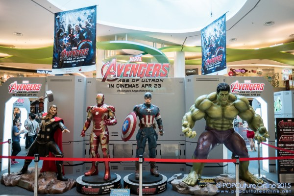 Marvels Avengers Age of Ultron Integrated Event Vivocity