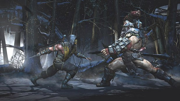 Mortal Kombat X Review Screen Shot 01