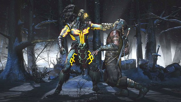 Mortal Kombat X Review Screen Shot 02