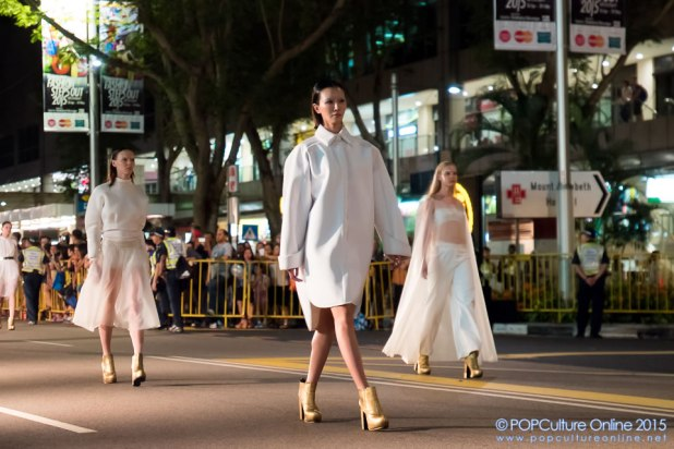 Samsung Fashion Steps Out 2015 PAULINE.NING