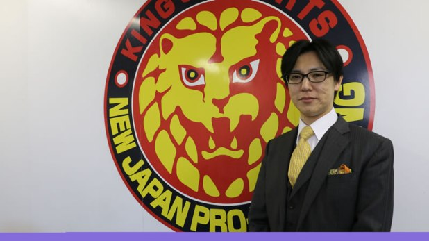 CharaExpo 2015 New Japan Pro-Wrestling (NJPW)