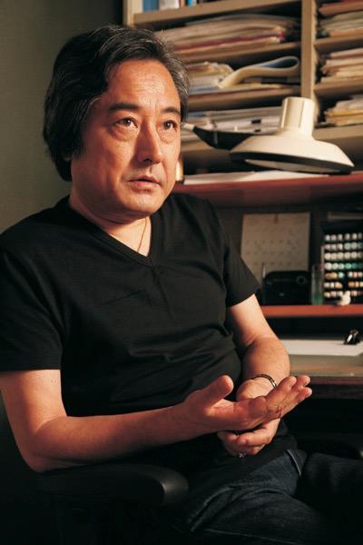 Gundam Docks Singapore Gundam Designer Kunio Okawara